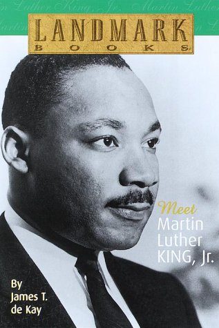 Meet Martin Luther King, Jr.   2011 edition cover