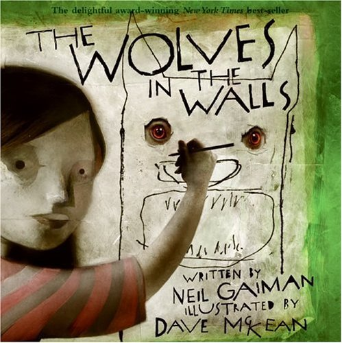 Wolves in the Walls   2003 (Reprint) edition cover