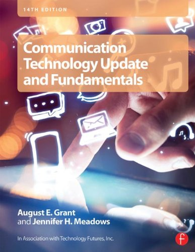 Communication Technology Update and Fundamentals:   2014 edition cover