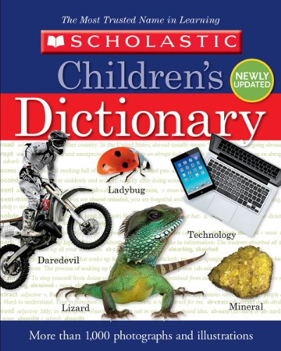 Children's Dictionary   2014 9780545604956 Front Cover