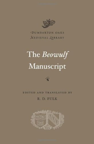 Beowulf   2010 edition cover
