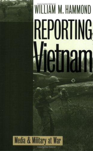 Reporting Vietnam Media and Military at War  1998 edition cover