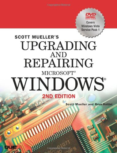 Upgrading and Repairing Microsoft Windows  2nd 2009 (Revised) edition cover