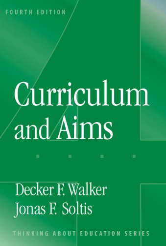 Curriculum and Aims  4th 2004 (Revised) edition cover