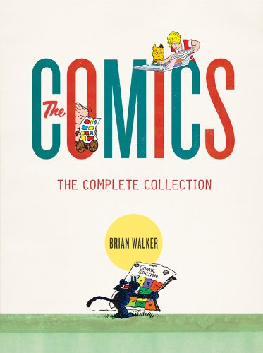 Comics The Complete Collection  2011 9780810995956 Front Cover