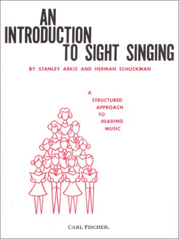 INTRODUCTION TO SIGHT SINGING 1st edition cover
