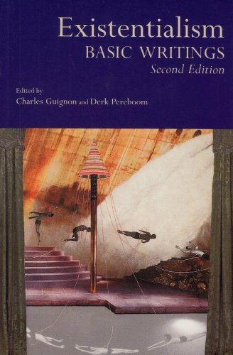 Existentialism Basic Writings 2nd 2001 (Revised) edition cover