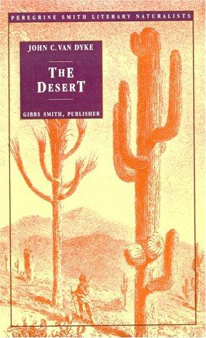 Desert  Reprint 9780879053956 Front Cover