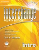 Interchange Intro Full Contact  4th edition cover