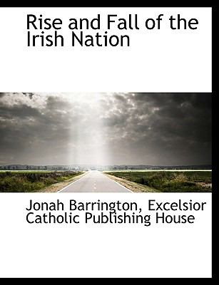 Rise and Fall of the Irish Nation N/A edition cover