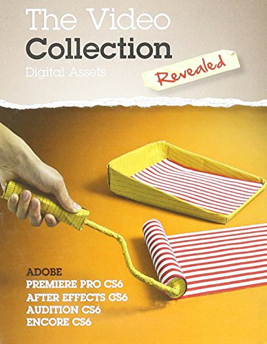 VIDEO COLLECTION REVEALED-DVD  N/A 9781285163956 Front Cover