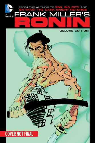 Ronin: the Deluxe Edition   2014 9781401248956 Front Cover