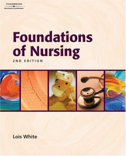 Foundations of Nursing  2nd 2005 edition cover