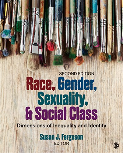 Race, Gender, Sexuality, and Social Class Dimensions of Inequality and Identity 2nd 2016 edition cover