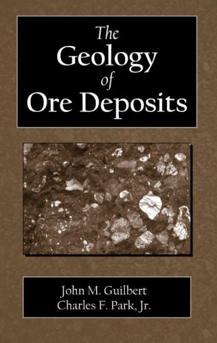 Geology of Ore Deposits   1986 edition cover