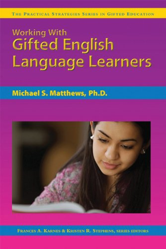 Working with Gifted English Language Learners   2006 edition cover