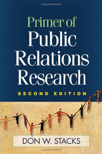 Primer of Public Relations Research, Second Edition  2nd 2011 (Revised) edition cover