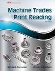 Machine Trades Print Reading:   2013 edition cover