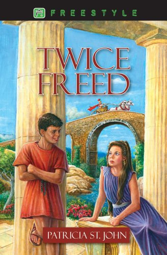 Twice Freed   2014 edition cover