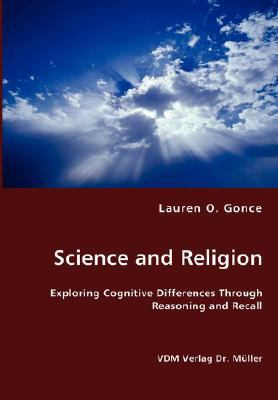 Science and Religion N/A 9783836435956 Front Cover