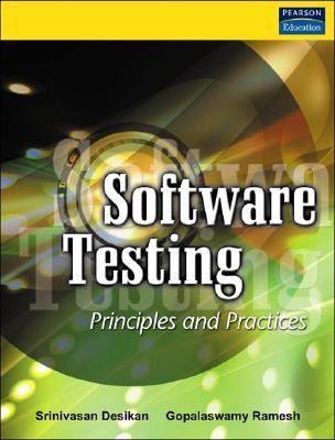 Software Testing Principles and Practice  2006 edition cover