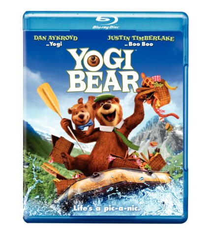 Yogi Bear [Blu-ray] System.Collections.Generic.List`1[System.String] artwork
