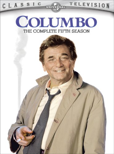 Columbo - The Complete Fifth Season System.Collections.Generic.List`1[System.String] artwork