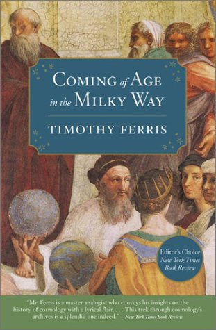Coming of Age in the Milky Way   2003 edition cover