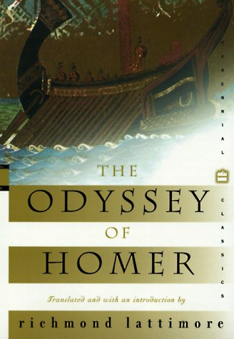 Odyssey of Homer   1967 edition cover