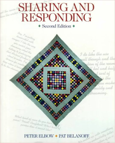 Sharing and Responding Guide  2nd 1995 edition cover