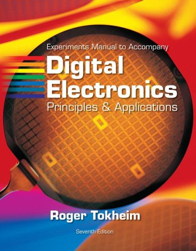 Digital Electronics Principles and Applications 7th 2008 9780073319957 Front Cover