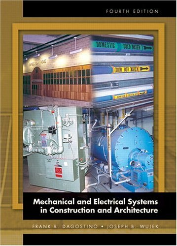 Mechanical and Electrical Systems in Construction and Architecture  4th 2005 edition cover