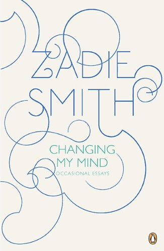 Changing My Mind Occasional Essays  2010 edition cover