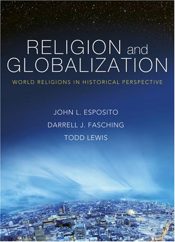 Religion and Globalization World Religions in Historical Perspective  2008 edition cover