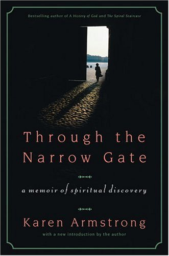 Through the Narrow Gate A Memoir of Spiritual Discovery 2nd (Revised) edition cover