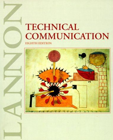 Technical Communication  8th 2000 9780321023957 Front Cover