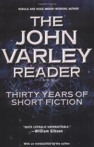 John Varley Reader   2004 edition cover