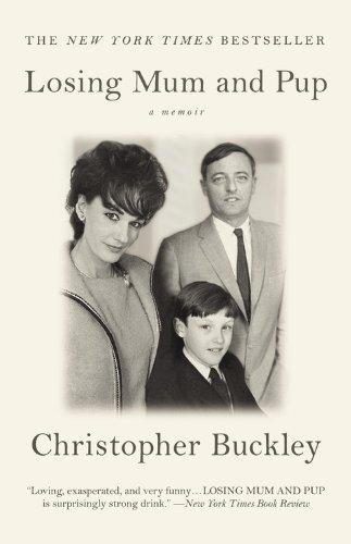 Losing Mum and Pup A Memoir  2010 edition cover