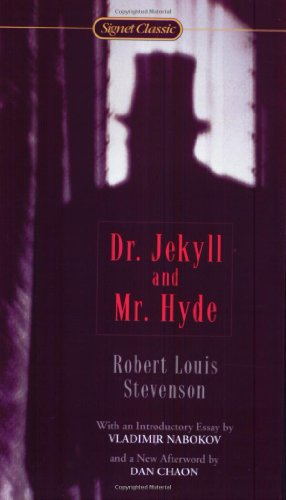 Dr. Jekyll and Mr. Hyde   2003 edition cover
