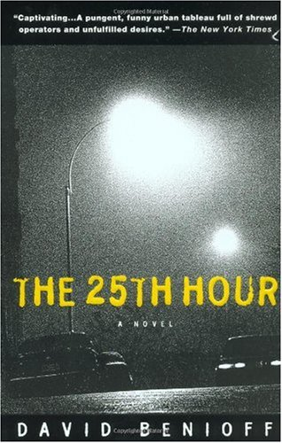 25th Hour   2001 edition cover