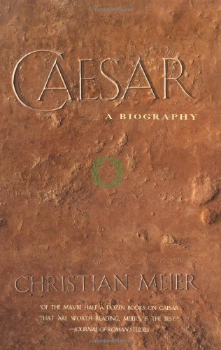 Caesar A Biography  1982 edition cover
