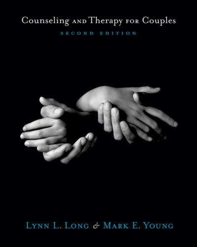 Counseling and Therapy for Couples  2nd 2007 (Revised) edition cover