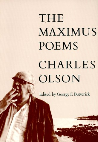 Maximus Poems   1983 edition cover