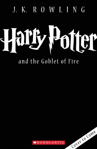Harry Potter and the Goblet of Fire:   2013 edition cover