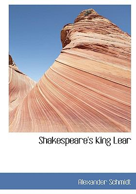 King Lear:   2008 edition cover