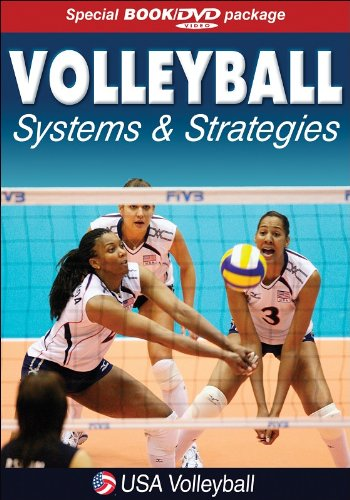 Volleyball Systems and Strategies   2009 9780736074957 Front Cover