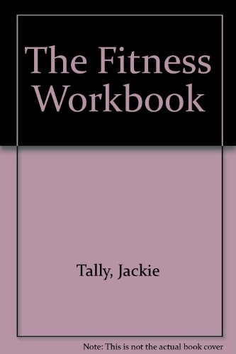 Fitness Workbook 5th 2004 (Revised) 9780757509957 Front Cover