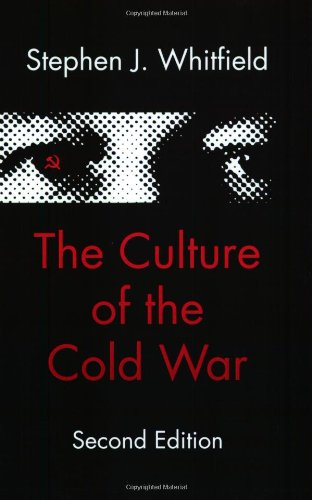 Culture of the Cold War  2nd 1996 edition cover