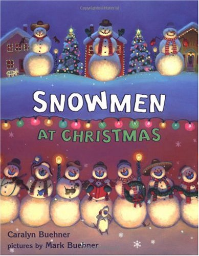 Snowmen at Christmas   2005 edition cover