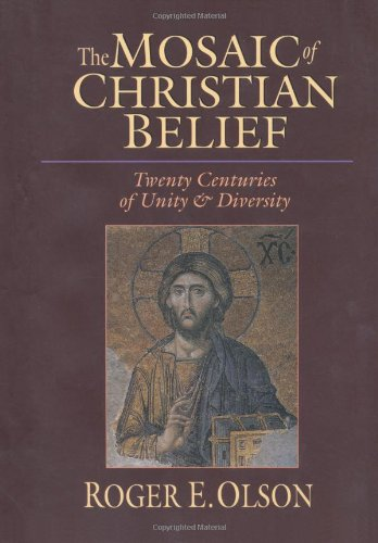 Mosaic of Christian Belief Twenty Centuries of Unity and Diversity  2002 edition cover